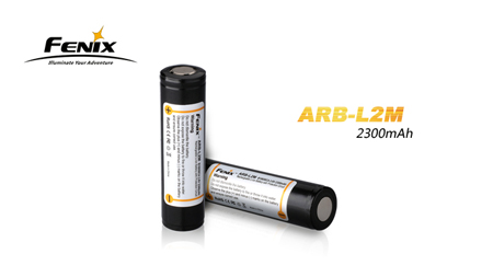 Аккумулятор Fenix ARB-L2M_battery_fenix_arb_l2m_information_security