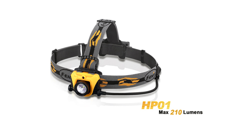 Фонарь осветительный налобный Fenix HP01_lantern_lighting_headlamp_fenix_hp01_information_security