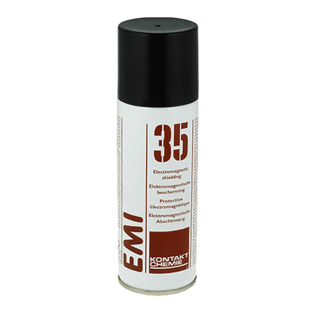 Экранирующее покрытие KONTAKT CHEMIE EMI 35_shielding_protective_coating_kontakt_chemie_emi_35_information_security_emi_rfi_protection